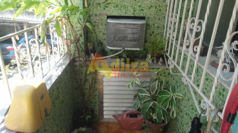 DSC02541 - Casa de Vila Rua do Bispo,Rio Comprido, Rio de Janeiro, RJ À Venda, 3 Quartos, 142m² - TICV30007 - 5