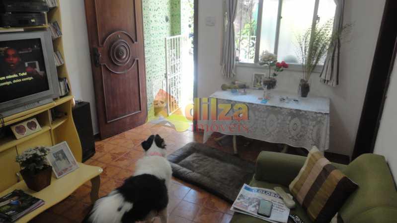 DSC02548 - Casa de Vila Rua do Bispo,Rio Comprido, Rio de Janeiro, RJ À Venda, 3 Quartos, 142m² - TICV30007 - 6
