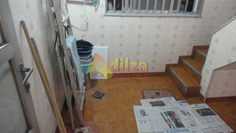 DSC02561 - Casa de Vila Rua do Bispo,Rio Comprido, Rio de Janeiro, RJ À Venda, 3 Quartos, 142m² - TICV30007 - 18