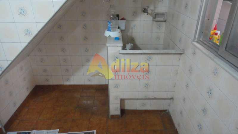DSC02562 - Casa de Vila Rua do Bispo,Rio Comprido, Rio de Janeiro, RJ À Venda, 3 Quartos, 142m² - TICV30007 - 19