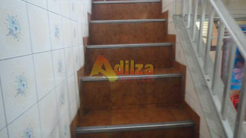 DSC02563 - Casa de Vila Rua do Bispo,Rio Comprido, Rio de Janeiro, RJ À Venda, 3 Quartos, 142m² - TICV30007 - 20
