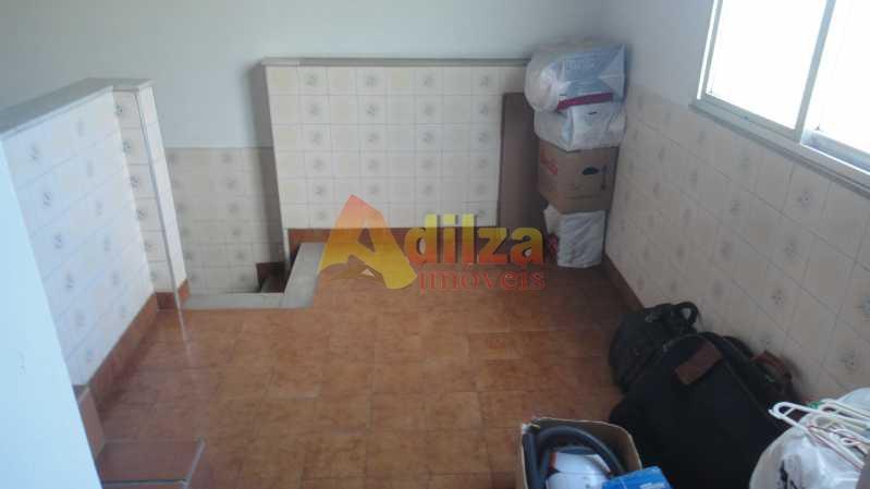 DSC02565 - Casa de Vila Rua do Bispo,Rio Comprido, Rio de Janeiro, RJ À Venda, 3 Quartos, 142m² - TICV30007 - 22