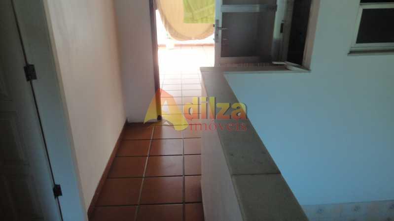 DSC02567 - Casa de Vila Rua do Bispo,Rio Comprido, Rio de Janeiro, RJ À Venda, 3 Quartos, 142m² - TICV30007 - 24