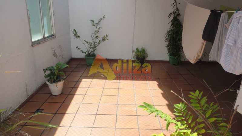 DSC02575 - Casa de Vila Rua do Bispo,Rio Comprido, Rio de Janeiro, RJ À Venda, 3 Quartos, 142m² - TICV30007 - 31