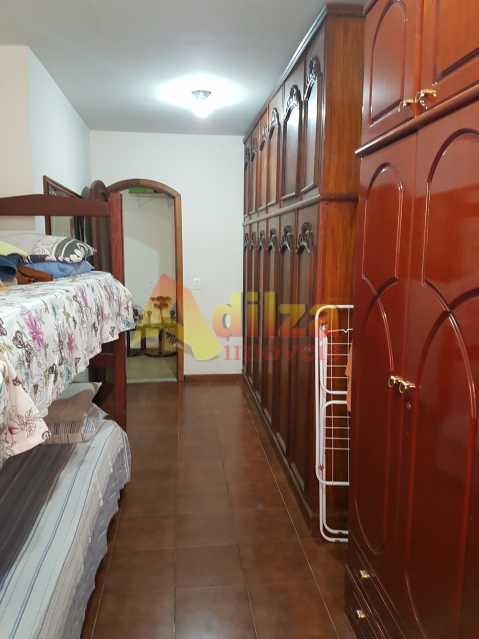20170401_145036_001 - Casa de Vila Tijuca,Rio de Janeiro,RJ À Venda,4 Quartos,203m² - TICV40002 - 11