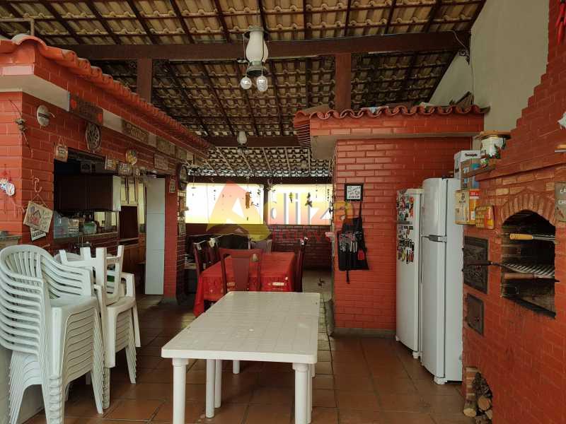20170401_145733_002 - Casa de Vila Tijuca,Rio de Janeiro,RJ À Venda,4 Quartos,203m² - TICV40002 - 16