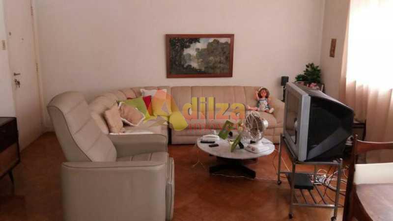 988701017309129 - Apartamento Rua Uruguai,Tijuca, Rio de Janeiro, RJ À Venda, 3 Quartos, 130m² - TIAP30133 - 3