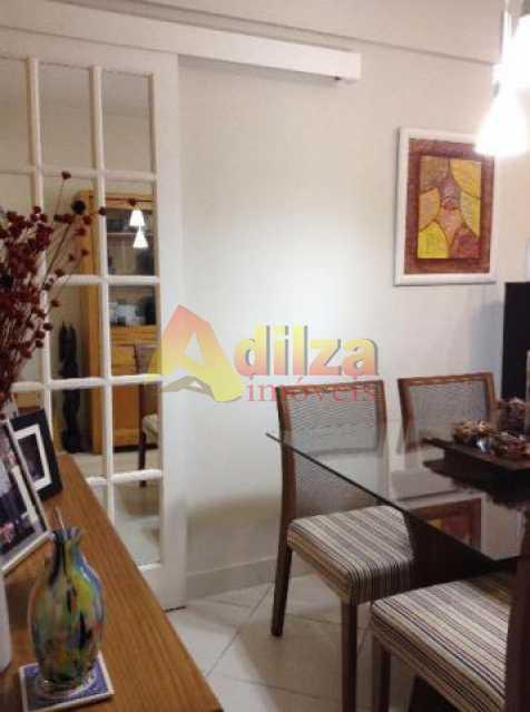 730726029841061 - Apartamento Rua Visconde de Santa Isabel,Tijuca, Rio de Janeiro, RJ À Venda, 1 Quarto, 60m² - TIAP10109 - 1