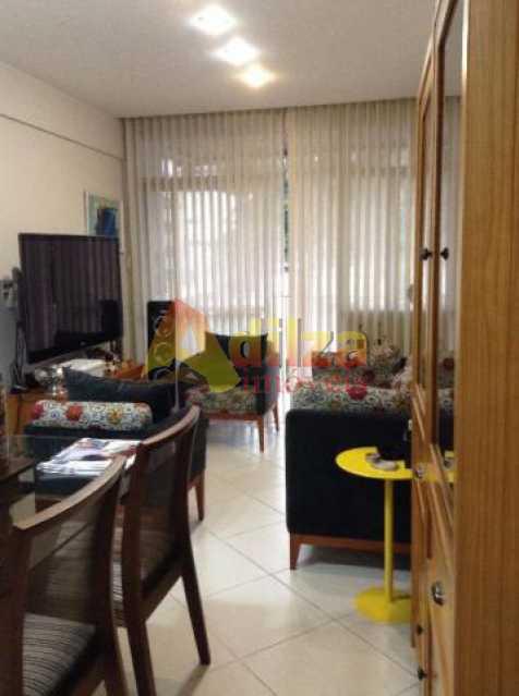 731726025129725 - Apartamento à venda Rua Visconde de Santa Isabel,Tijuca, Rio de Janeiro - R$ 280.000 - TIAP10109 - 1