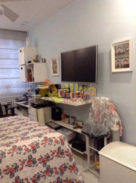 732726024220166 - Apartamento Rua Visconde de Santa Isabel,Tijuca, Rio de Janeiro, RJ À Venda, 1 Quarto, 60m² - TIAP10109 - 8