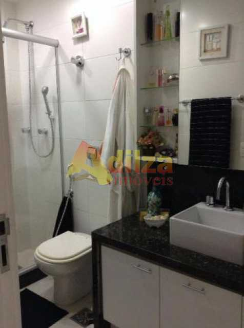 733726025468760 - Apartamento Rua Visconde de Santa Isabel,Tijuca, Rio de Janeiro, RJ À Venda, 1 Quarto, 60m² - TIAP10109 - 17