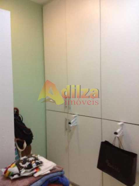 733726027540300 - Apartamento à venda Rua Visconde de Santa Isabel,Tijuca, Rio de Janeiro - R$ 280.000 - TIAP10109 - 18
