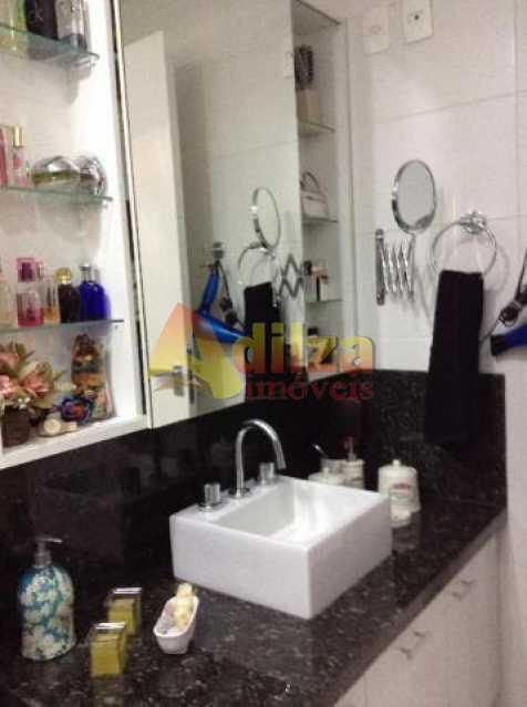 734726020132560 - Apartamento Rua Visconde de Santa Isabel,Tijuca, Rio de Janeiro, RJ À Venda, 1 Quarto, 60m² - TIAP10109 - 19