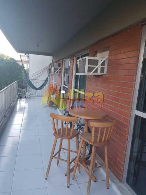 c466337a-5a5a-4090-abe0-92d9f3 - Apartamento Rua Barão de Iguatemi,Tijuca,Rio de Janeiro,RJ À Venda,3 Quartos,120m² - TIAP30169 - 1