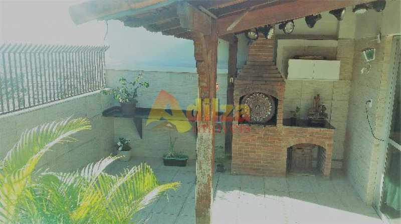 237714085382280 - Cobertura Rio Comprido,Rio de Janeiro,RJ À Venda,3 Quartos,130m² - TICO30022 - 1