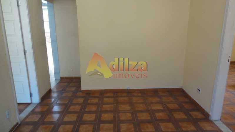 DSC04443 - Casa de Vila à venda Rua José Higino,Tijuca, Rio de Janeiro - R$ 650.000 - TICV20010 - 1
