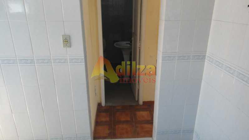 DSC04451 - Casa de Vila à venda Rua José Higino,Tijuca, Rio de Janeiro - R$ 650.000 - TICV20010 - 10
