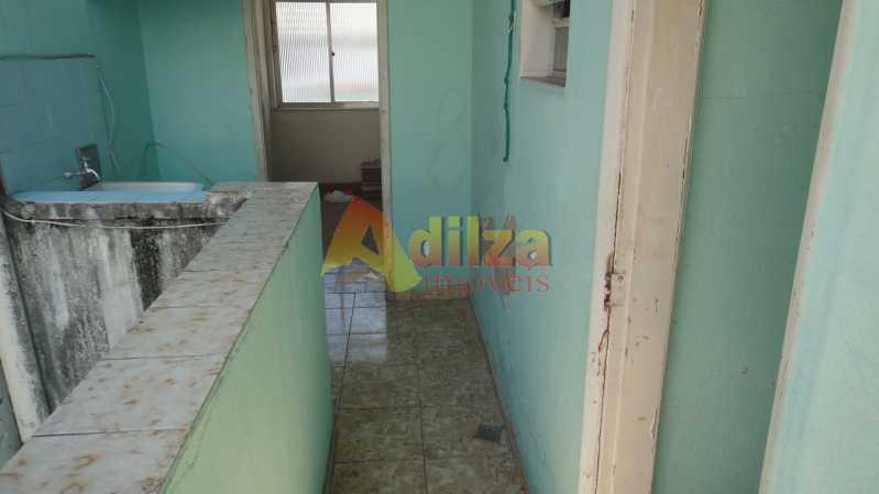 DSC04454 - Casa de Vila à venda Rua José Higino,Tijuca, Rio de Janeiro - R$ 650.000 - TICV20010 - 13