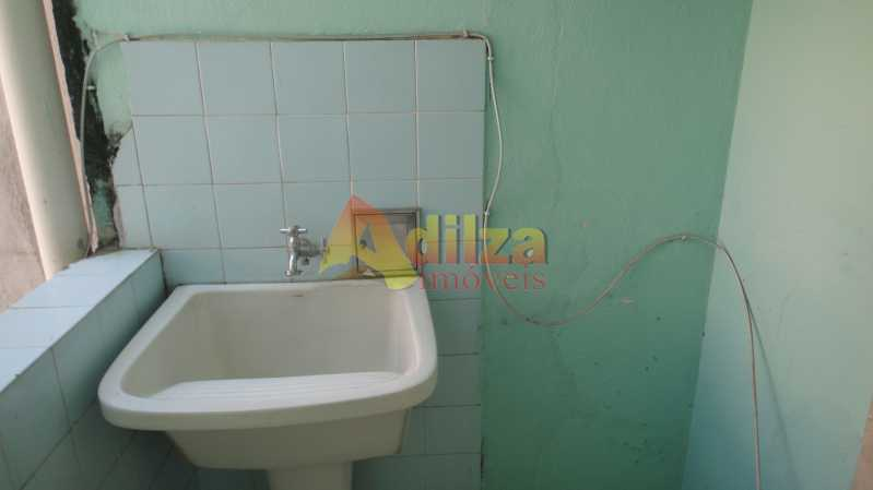 DSC04455 - Casa de Vila à venda Rua José Higino,Tijuca, Rio de Janeiro - R$ 650.000 - TICV20010 - 14