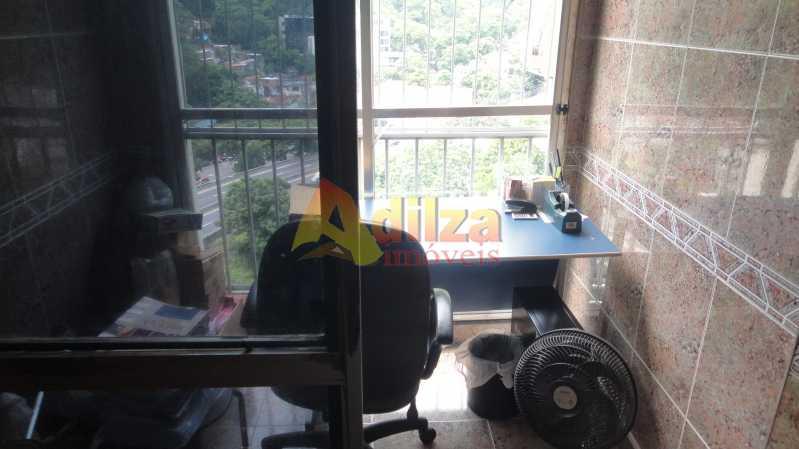 DSC04668 - Apartamento à venda Avenida Paulo de Frontin,Rio Comprido, Rio de Janeiro - R$ 320.000 - TIAP20406 - 12