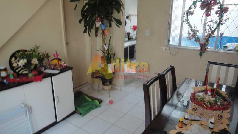 DSC04797 - Casa de Vila Travessa Doutor Araújo,Tijuca,Rio de Janeiro,RJ À Venda,3 Quartos,104m² - TICV30012 - 1