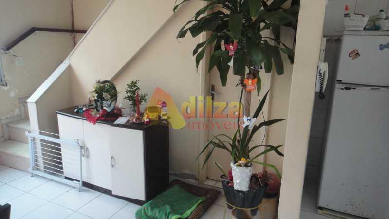 DSC04800 - Casa de Vila Travessa Doutor Araújo,Tijuca,Rio de Janeiro,RJ À Venda,3 Quartos,104m² - TICV30012 - 7