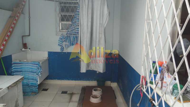DSC04803 - Casa de Vila Travessa Doutor Araújo,Tijuca,Rio de Janeiro,RJ À Venda,3 Quartos,104m² - TICV30012 - 10