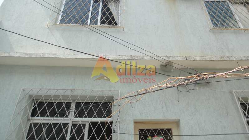DSC04819 - Casa de Vila Travessa Doutor Araújo,Tijuca,Rio de Janeiro,RJ À Venda,3 Quartos,104m² - TICV30012 - 26