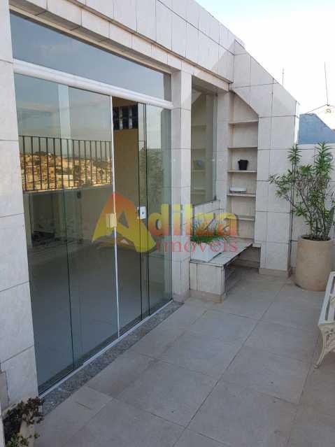 b1f050bf-846f-4191-9ccc-868768 - Cobertura Rua Santa Amélia,Tijuca,Rio de Janeiro,RJ À Venda,2 Quartos,160m² - TICO20010 - 4