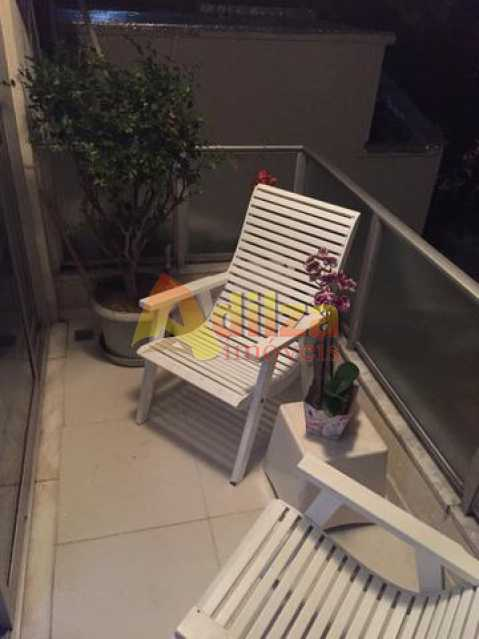 669814005133706 - Apartamento Rua Doutor Renato Rocco,Tijuca,Rio de Janeiro,RJ À Venda,2 Quartos,90m² - TIAP20431 - 3