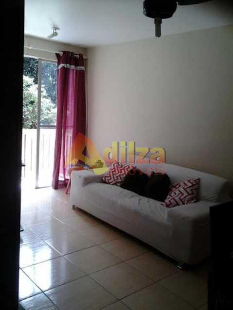 670816000913375 - Apartamento à venda Rua Zamenhof,Estácio, Rio de Janeiro - R$ 340.000 - TIAP20447 - 1