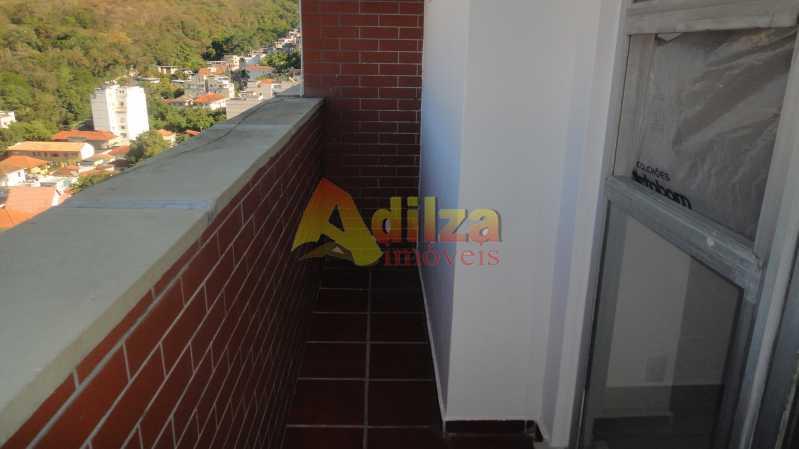 DSC05999 - Imóvel Cobertura À VENDA, Rio Comprido, Rio de Janeiro, RJ - TICO30024 - 19