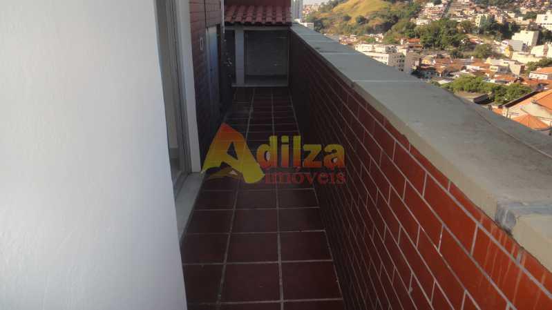 DSC06000 - Cobertura Rua do Bispo,Rio Comprido,Rio de Janeiro,RJ À Venda,3 Quartos,120m² - TICO30024 - 21