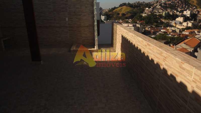 DSC06004 - Cobertura Rua do Bispo,Rio Comprido,Rio de Janeiro,RJ À Venda,3 Quartos,120m² - TICO30024 - 25