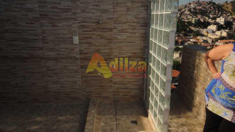 DSC06009 - Cobertura Rua do Bispo,Rio Comprido,Rio de Janeiro,RJ À Venda,3 Quartos,120m² - TICO30024 - 28