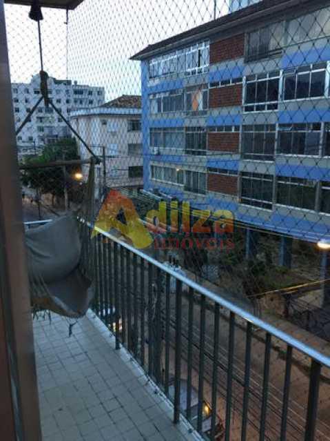 489805034326088 - Apartamento à venda Rua Santa Alexandrina,Rio Comprido, Rio de Janeiro - R$ 320.000 - TIAP20468 - 1