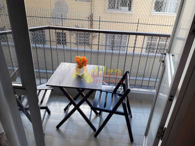 1287258899 - Apartamento À Venda - Rio Comprido - Rio de Janeiro - RJ - TIAP20475 - 1
