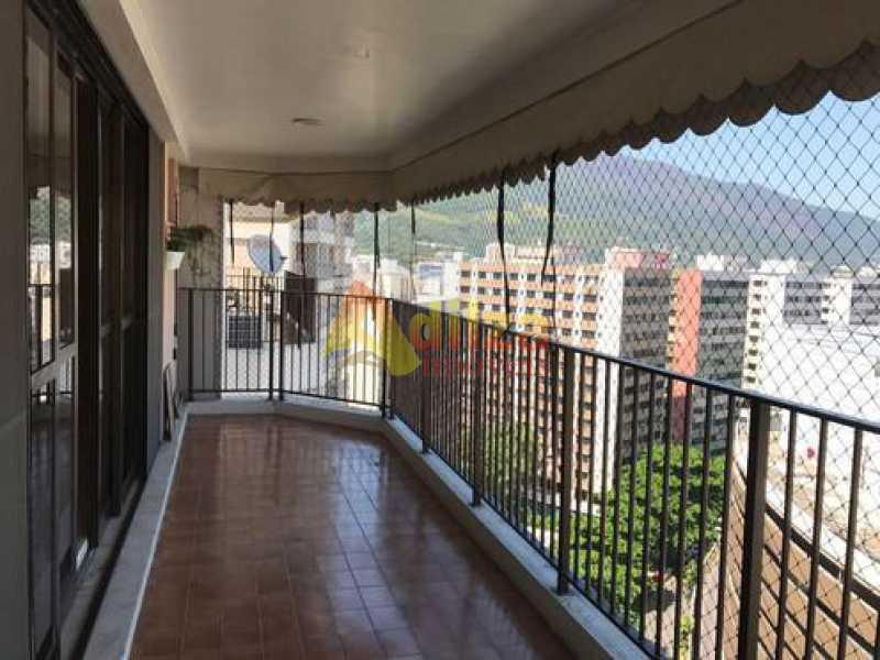 6e15a236-0a04-4283-92ed-2466ef - Apartamento À Venda - Tijuca - Rio de Janeiro - RJ - TIAP40024 - 1