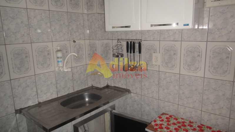 DSC06268 - Apartamento à venda Rua Desembargador Izidro,Tijuca, Rio de Janeiro - R$ 330.000 - TIAP10139 - 8