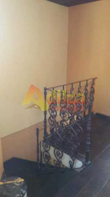 824808088952855 - Casa de Vila À Venda Rua Ladislau Neto,Tijuca, Rio de Janeiro - R$ 489.000 - TICV30014 - 8