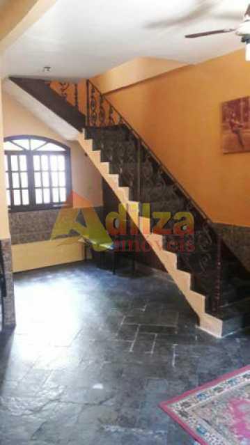 829808087888214 - Casa de Vila À Venda Rua Ladislau Neto,Tijuca, Rio de Janeiro - R$ 489.000 - TICV30014 - 1