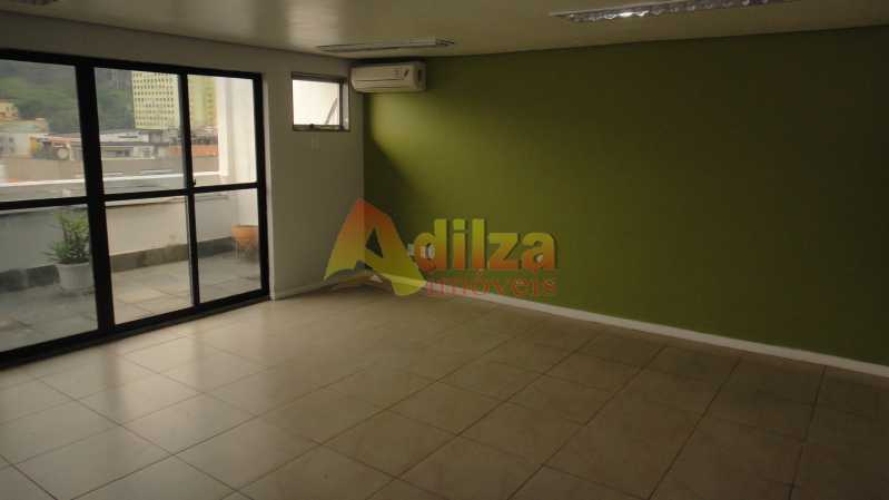DSC06296 - Sala Comercial À Venda - Tijuca - Rio de Janeiro - RJ - TISL00015 - 1