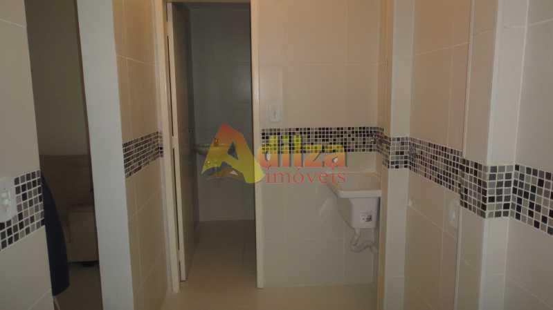 DSC06335 - Apartamento À Venda - Tijuca - Rio de Janeiro - RJ - TIAP10141 - 12