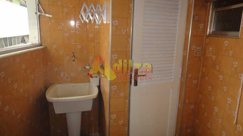 DSC06478 - Apartamento À Venda - Tijuca - Rio de Janeiro - RJ - TIAP20497 - 20