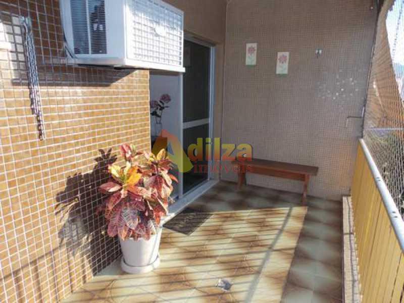 01798657-c905-4c43-bc47-173634 - Apartamento Rua Conselheiro Olegário,Tijuca,Rio de Janeiro,RJ À Venda,2 Quartos,90m² - TIAP20513 - 1