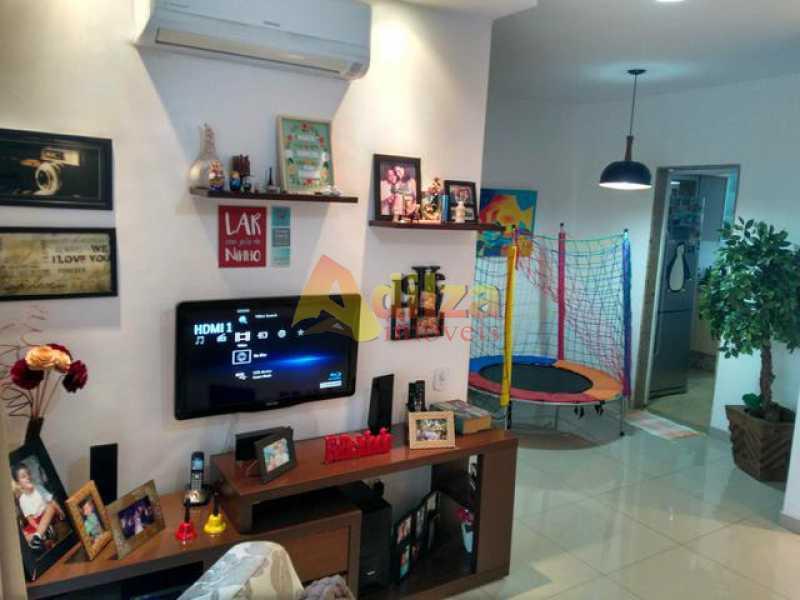 372910019622559 - Apartamento Rua Barão de Mesquita,Tijuca,Rio de Janeiro,RJ À Venda,2 Quartos,97m² - TIAP20517 - 4