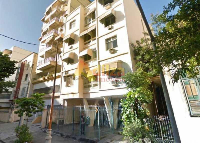 091923037113354 - Apartamento Rua Visconde de Abaeté,Vila Isabel,Rio de Janeiro,RJ À Venda,1 Quarto,38m² - TIAP10159 - 4