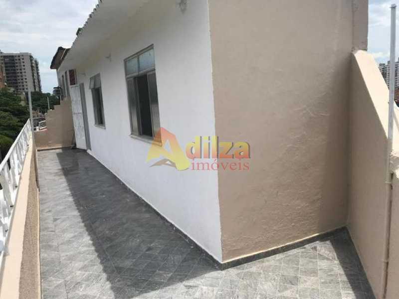 386922001414960 - Cobertura à venda Rua Citiso,Rio Comprido, Rio de Janeiro - R$ 275.000 - TICO20013 - 12