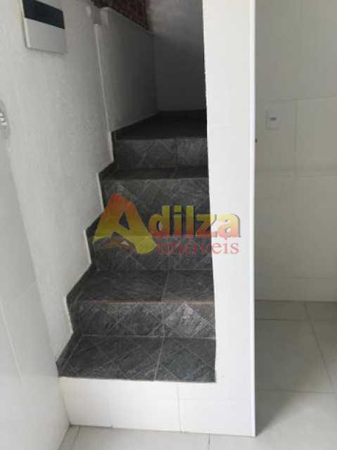 387922003201805 - Cobertura à venda Rua Citiso,Rio Comprido, Rio de Janeiro - R$ 275.000 - TICO20013 - 14