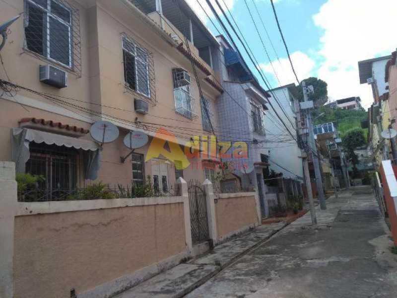 014905005630328 - Casa de Vila Rua Estácio de Sá,Estácio,Rio de Janeiro,RJ À Venda,2 Quartos,72m² - TICV20018 - 1